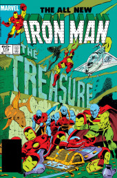 Iron Man Vol.1 (Marvel comics - 1968) -175- The Treasure of Red and Gold