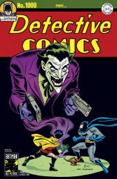 Detective Comics Vol 1 suite, Rebirth (1937) -1000C- Special Issue