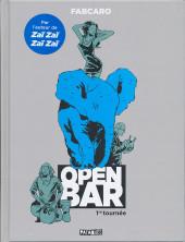 Open Bar -1- 1ère tournée