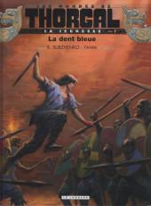 Thorgal (Les mondes de) - La Jeunesse de Thorgal -7- La dent bleue
