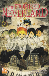 Promised Neverland (The) -7- Décision