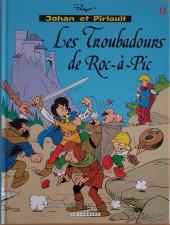 Johan et Pirlouit -15c13- Les Troubadours de Roc-à-Pic
