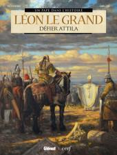 Un pape dans l'histoire -2- Léon le grand - Défier Attila