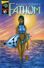 Michael Turner's Fathom (1998) -0- Issue 00
