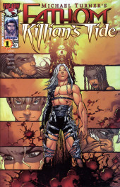 Michael Turner's Fathom: Killian's Tide (2001) -1A- Issue 1