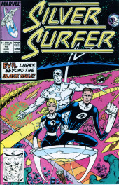 Silver Surfer Vol.3 (Marvel comics - 1987) -15- Three into nothing goes...