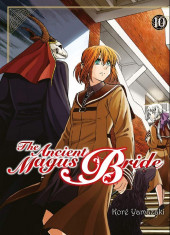 Ancient Magus Bride (The) -10- Tome 10