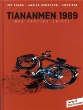 Tiananmen 1989. Nos espoirs brisés - Tome 1