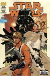 Star Wars (Panini Comics - 2019) -1VC2- Terrain dangereux