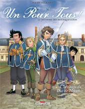 Un pour tous ! La jeunesse des Mousquetaires -4- L'héritage du Duc de Nevers