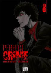 Perfect crime -8- Tome 8