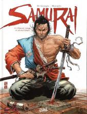 Samurai -13- Piment rouge et alcool blanc