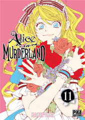Alice in murderland -11- Tome 11