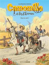 Camomille et les chevaux -7- Que du vent