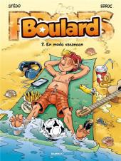 Boulard -7- En mode vacances