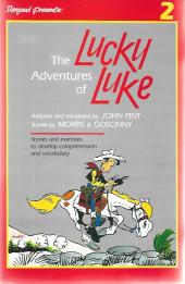 Lucky Luke (en anglais) -2- The adventures of Lucky Luke