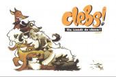 Mini-récits et stripbooks Spirou -MR4225- Clebs! un lundi de chien