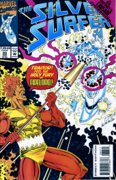 Silver Surfer Vol.3 (Marvel comics - 1987) -83- Burning