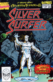 Silver Surfer Vol.3 (Marvel comics - 1987) -AN02- Atlantis Attacks
