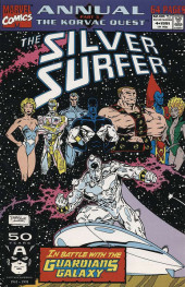 Silver Surfer Vol.3 (Marvel comics - 1987) -AN04- The Korvac Quest Part 3