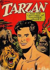 Tarzan (Dell - 1948) -2- Tarzan and the Captives of Thunder Valley
