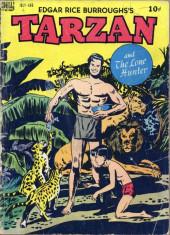Tarzan (Dell - 1948) -4- Tarzan and the Lone Hunter
