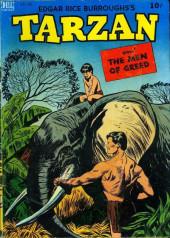 Tarzan (Dell - 1948) -5- Tarzan and the Men of Greed