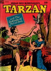 Tarzan (Dell - 1948) -6- Tarzan and the Outlaws of Pal-Ul-Don