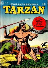 Tarzan (Dell - 1948) -7- Tarzan in the Valley of the Monsters