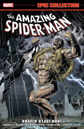 Amazing Spider-Man Epic Collection (The) (2013) -INT17- Kraven's Last Hunt