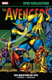 Avengers Epic Collection (The) (2013) -INT03- Masters of Evil