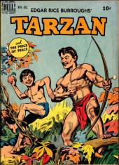 Tarzan (Dell - 1948) -12- Tarzan and the Price of Peace
