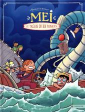 Mei -2- Le trésor du roi musicien