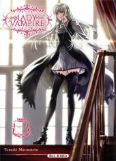 Lady Vampire -1- Tome 1