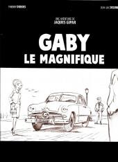 Jacques Gipar (Une aventure de) -7TL- Gaby le magnifique