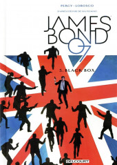 James Bond (Delcourt) -5- Black box