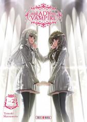 Lady Vampire -2- Tome 2