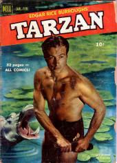 Tarzan (Dell - 1948) -19- (sans titre)