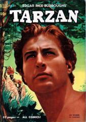 Tarzan (Dell - 1948) -20- (sans titre)