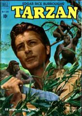 Tarzan (Dell - 1948) -21- (sans titre)