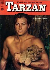 Tarzan (Dell - 1948) -22- (sans titre)