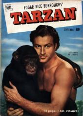 Tarzan (Dell - 1948) -24- (sans titre)