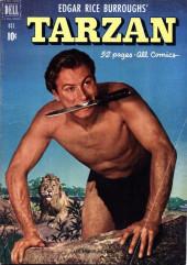 Tarzan (Dell - 1948) -25- (sans titre)