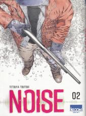 Noise (Tsutsui) -2- Tome 2