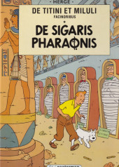 Tintin (en langues étrangères) -4Latin- De Sigaris Pharaonis