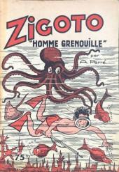 Zigoto -11- Zigoto homme grenouille
