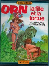 Orn -2a1988- La fille et la tortue