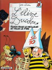 L'Élève Ducobu -8a2006- Punis pour le meilleur et pour le pire