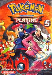 Pokémon Diamant & Perle/Platine -5- Tome 5