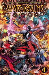 War of the Realms (The) -1- Chapter One: The Last Realm Standing